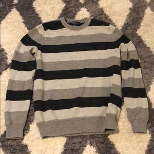 American Eagle AE Sweatshirt Sweater Small S Gray!